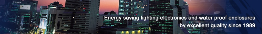 Energy saving lighting electronics by excellent quality since 1989,